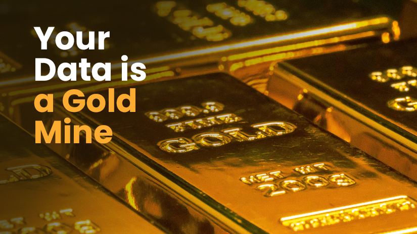 Data is a goldmine for insurance carriers